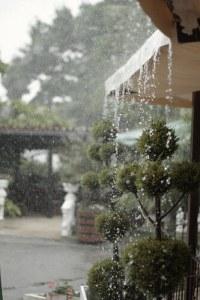 Sommarregn och Regnvädersrabatt