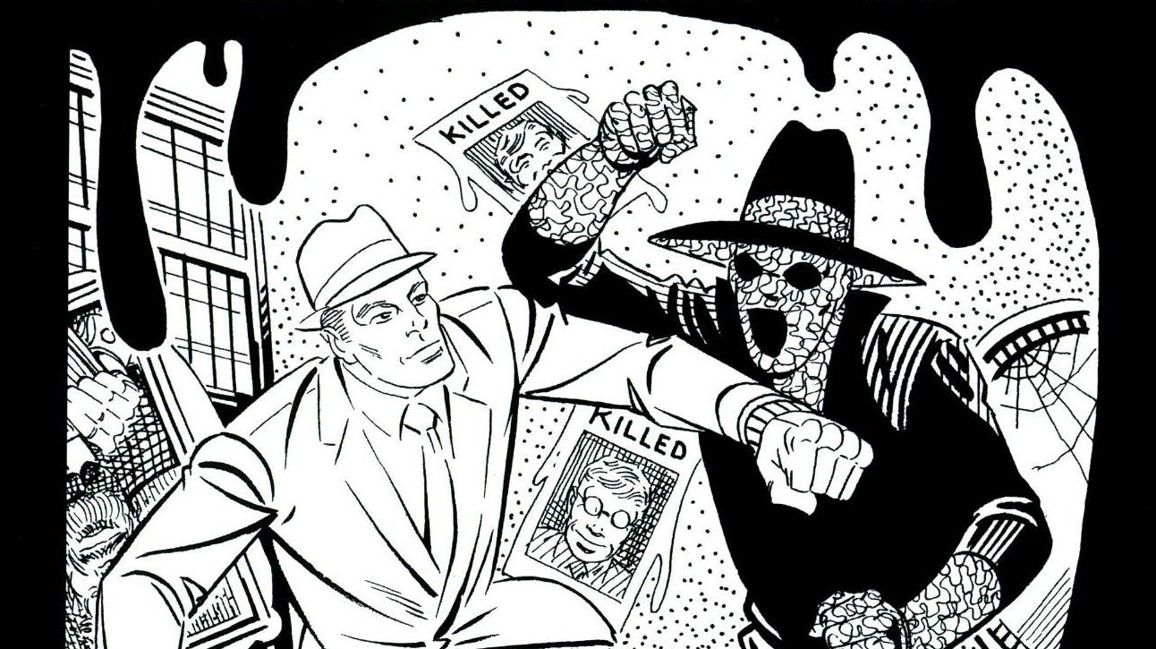 Mr. A No. 2 by Steve Ditko