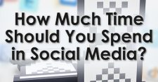 How Much Time Should You Spend in Social Media?