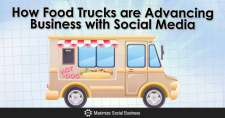 How Food Trucks are Advancing Business with Social Media