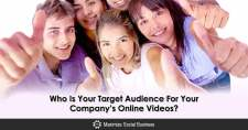 Who Is Your Target Audience For Your Company's Online Videos?