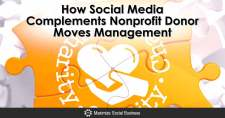 How Social Media Complements Nonprofit Donor Moves Management