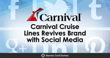Carnival Cruise Lines Revives Brand with Social Media