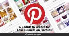 5 Boards to Create for Your Business on Pinterest