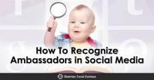 How To Recognize Ambassadors in Social Media