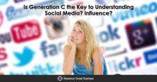 Is Generation C  the Key to Understanding Social Media Influence?