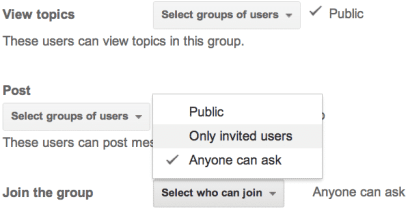 Social Supremacy for Your Business: Facebook Groups vs Google Groups Social Media Apps  Screen-Shot-2014-01-10-at-11.28.12-AM