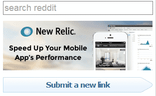 The Complete Guide to Advertising on reddit Reddit  reddit-ad-new-relic-variate