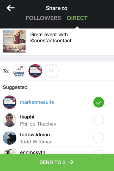 5 Ways To Be More Productive on Instagram Instagram  insta2