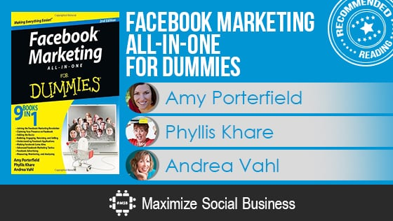 The Ultimate Best 61 Social Media Books List [Always Updated!] Social Media Books  Facebook_Marketing_All-in-One_for_Dummies