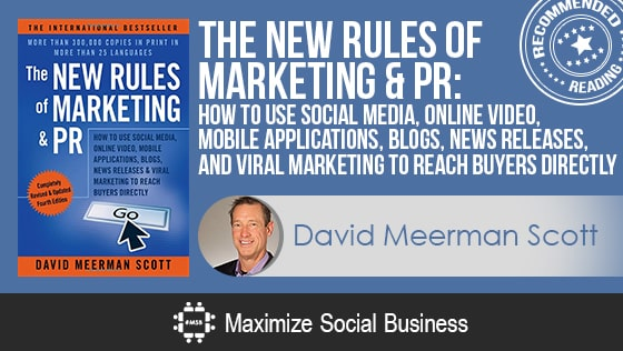 The Ultimate Best 61 Social Media Books List [Always Updated!] Social Media Books  The_New_Rules_of_Marketing__PR