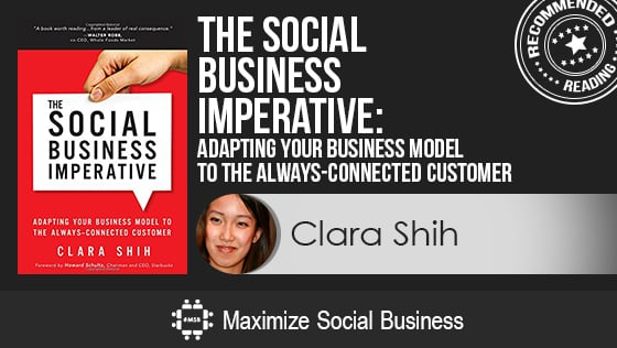 The Ultimate Best 61 Social Media Books List [Always Updated!] Social Media Books  The_Social_Business_Imperative