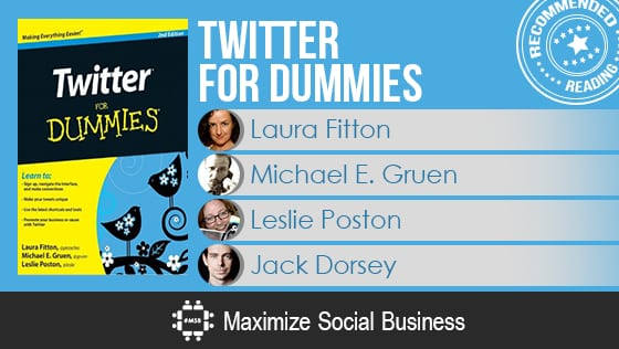 The Ultimate Best 61 Social Media Books List [Always Updated!] Social Media Books  Twitter_for_Dummies