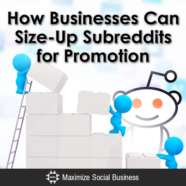 How Businesses Can Size-Up Subreddits for Promotion