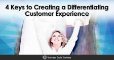 4 Keys to Creating a Differentiating Customer Experience