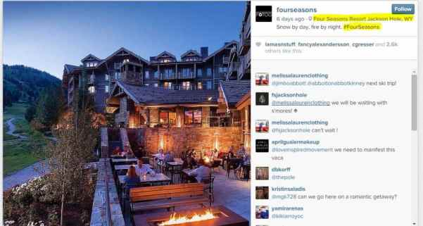 Three Ways to Optimize Social Media for Hotels Social Media for Hospitality  four-seasons-hotel-instagram-1024x547