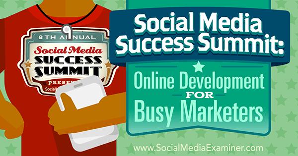 social media success summit 2016