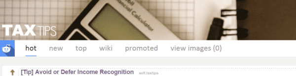 How to Design a Subreddit for Your Own Business, Service, or Program Reddit  customtaxtips
