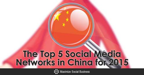 6 Mistakes Western Brands Make on Chinese Social Media Chinese Social Media  The-Top-5-Social-Media-Networks-in-China-for-2015-V3a