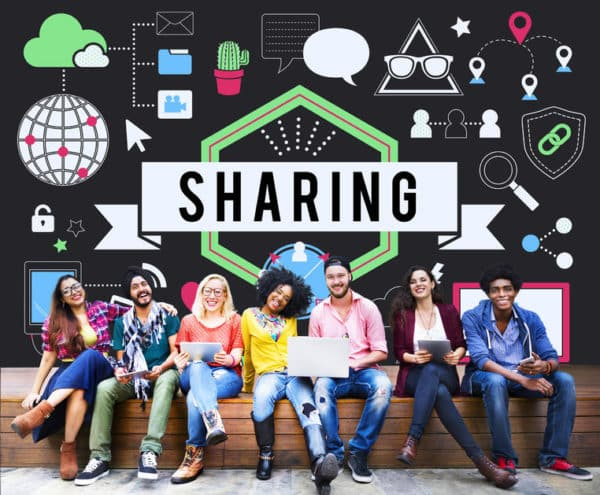 10 Killer Ways to Get Your Nonprofit Shared on Social Media Social Media and Nonprofits  54157190_m-600x495
