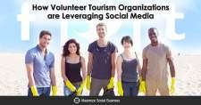 Volunteer Tourism Organizations are Leveraging Social Media
