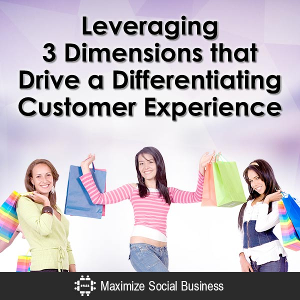 3 Dimensions that Drive a Differentiating Customer Experience Customer Experience Marketing  Leveraging-3-Dimensions-that-Drive-a-Differentiating-Customer-Experience-600x600-V3