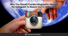 Why You Should Create Infographic Designs For Instagram To Reach Out To Millennials