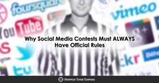 Why Social Media Contests Must ALWAYS Have Official Rules