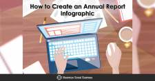 How to Create an Annual Report Infographic