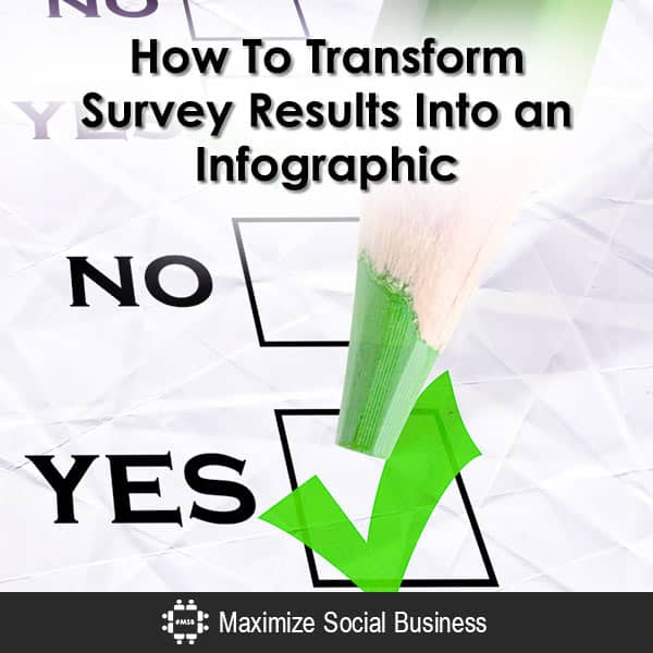 How To Transform Survey Results Into an Infographic