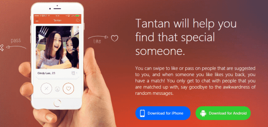 Beyond WeChat: Top 12 New Social Media Sites to Watch in China Chinese Social Media  tantan