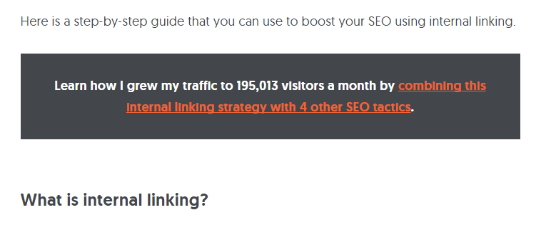 build email list content upgrade neil patel example