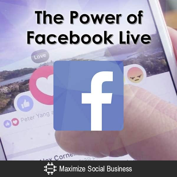 The Power of Facebook Live Facebook  The-Power-of-Facebook-Live-600x600-V3