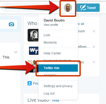 How to Send a Tweet with a Clickable Image Twitter  access-twitter-ads