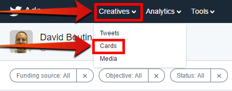 How to Send a Tweet with a Clickable Image Twitter  access-twitter-cards-1