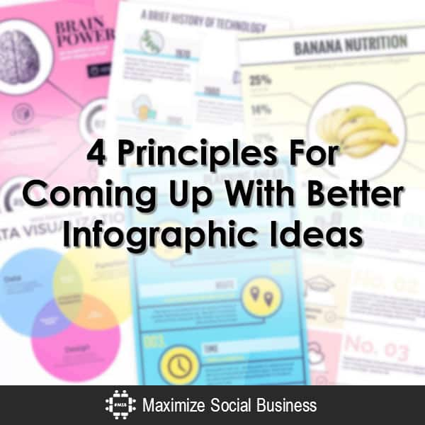 4 Principles For Coming Up With Better Infographic Ideas Infographics  4-Principles-For-Coming-Up-With-Better-Infographic-Ideas-600x600-V2