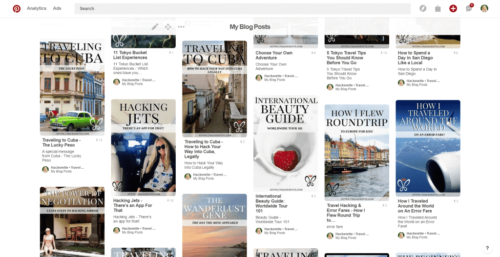 Using Pinterest for Lead Generation