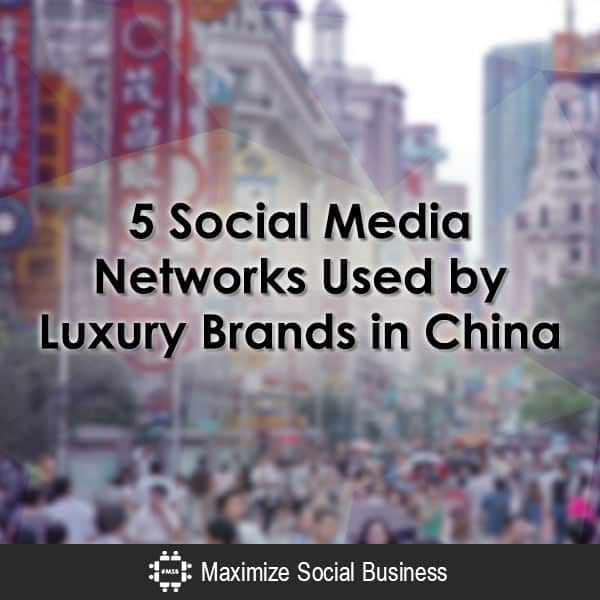 5 Social Media Networks Used by Luxury Brands in China Chinese Social Media  5-Social-Media-Networks-Used-by-Luxury-Brands-in-China-600x600-V2