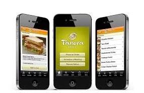 5 Ways Panera Bread Creates an Engaging Customer Experience - A Case Study Customer Experience Marketing  Panera-Bread-mobile-order
