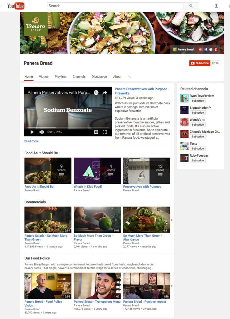 5 Ways Panera Bread Creates an Engaging Customer Experience - A Case Study Customer Experience Marketing  YouTube-Panera-Bread-e1503632797581-737x1024