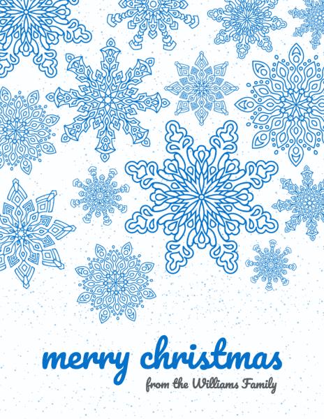 6 Holiday Card Design Tips For Social Media Infographics  Xmas-Tintshades-464x600