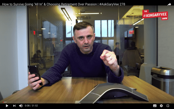 Tips to Leverage Video Content on Social Media Video  Garyvee-600x375