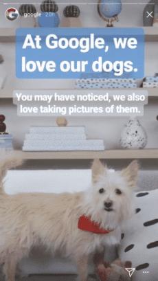 10 e-Commerce Brands Using Instagram Stories Effectively Instagram  image2-337x600