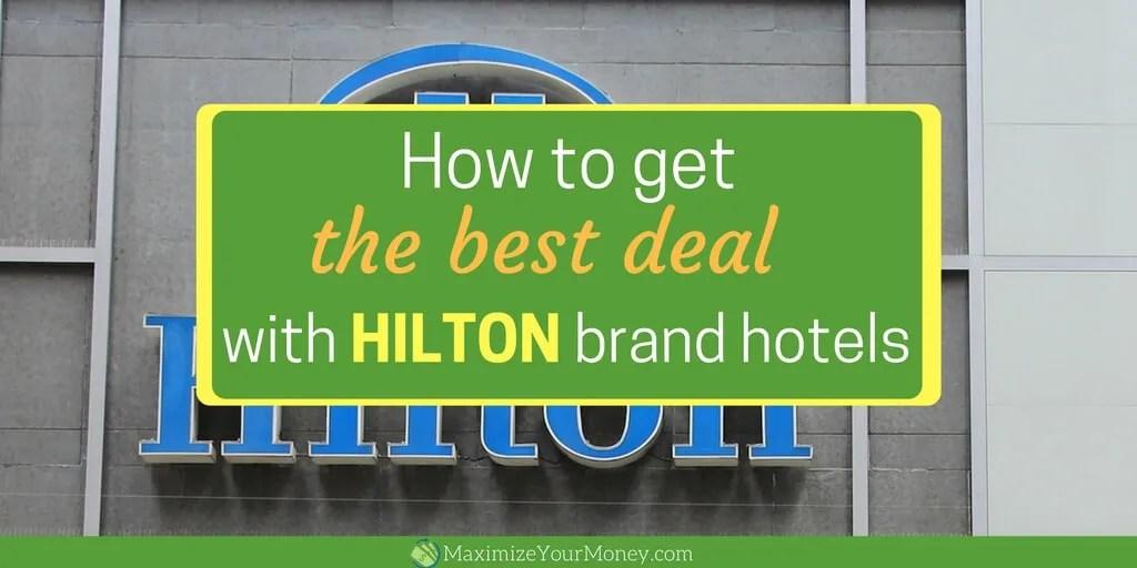 Hilton Hotel Deals