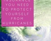 Understanding hurricane insurance