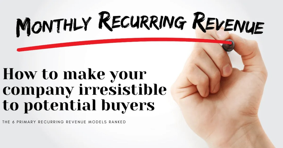 How to make your company irresistible to potential buyers