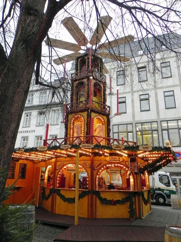 Koblenz Christmas Market