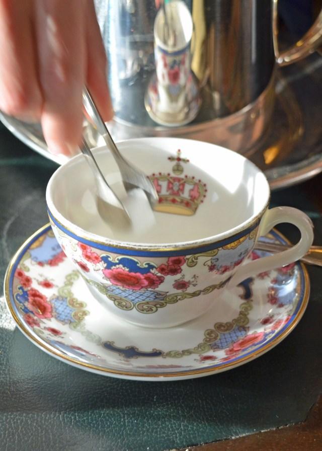 Wonderful Tea at Fairmont Empress Hotel