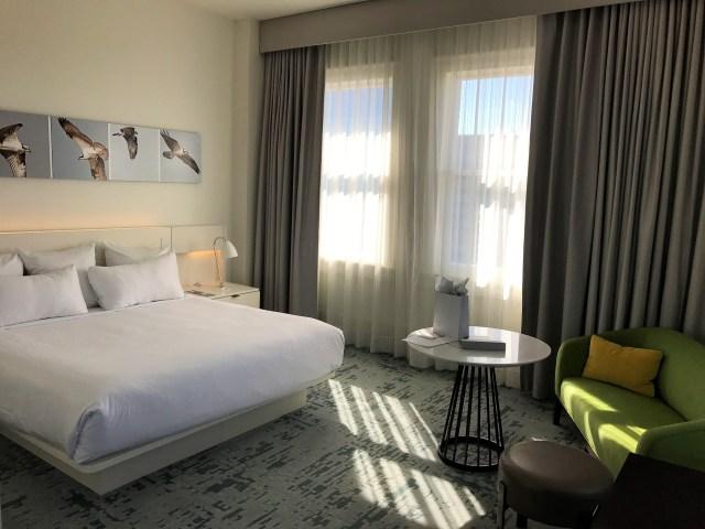 Corner room, 23c Museum Hotel, Lexington