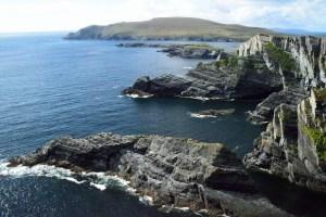 Ireland.Cliffs of Kerry